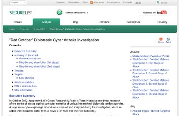 http://www.securelist.com/en/analysis/204792262/Red_October_Diplomatic_Cyber_Attacks_Investigation