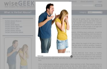 http://www.wisegeek.org/what-is-verbal-abuse.htm#slideshow