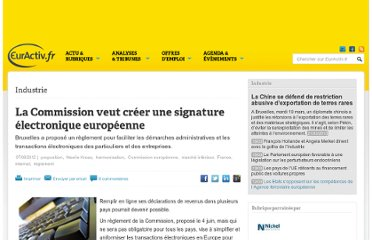 http://www.euractiv.fr/industrie/commission-veut-creer-signature-electronique-europeenne-14959.html