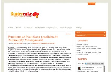 http://www.butter-cake.com/fonctions-et-evolutions-possibles-du-community-management/