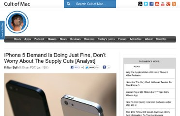 http://www.cultofmac.com/210375/iphone-5-demand-is-doing-just-fine-dont-worry-about-the-supply-cuts-analyst/