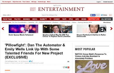 http://www.huffingtonpost.com/2013/01/15/pillowfight-dan-the-automator-emily-wells_n_2480925.html