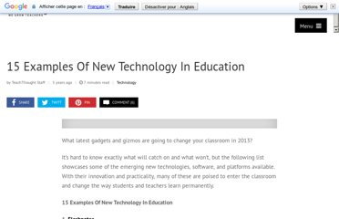 http://www.teachthought.com/technology/15-examples-of-new-technology/