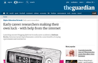http://www.guardian.co.uk/higher-education-network/blog/2013/jan/15/early-career-researchers-career-path