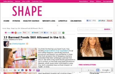 http://www.shape.com/blogs/shape-your-life/13-banned-foods-still-allowed-us