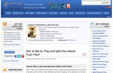 http://www.techsupportalert.com/How-to-rip-to-play-and-split-one-album-flac-files