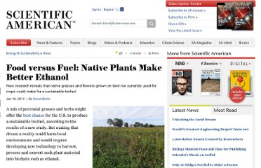 http://www.scientificamerican.com/article.cfm?id=native-plants-on-marginal-lands-to-reduce-food-versus-fuel-from-biofuels