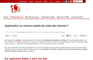 http://41mag.fr/application-ou-version-mobile-de-votre-site-web.html