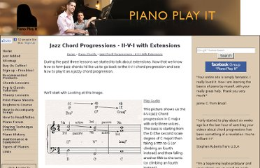 http://www.piano-play-it.com/jazz-chord-progressions.html