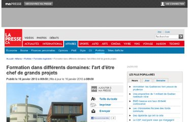 http://affaires.lapresse.ca/portfolio/formation-ingenierie/201301/16/01-4611778-formation-dans-differents-domaines-lart-detre-chef-de-grands-projets.php