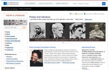 http://www.loc.gov/poetry/