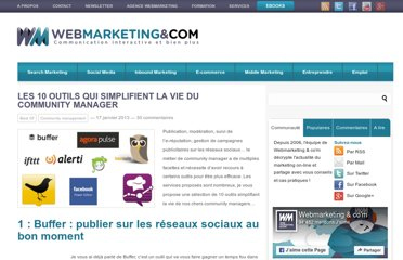 http://www.webmarketing-com.com/2013/01/17/18494-10-outils-community-manager