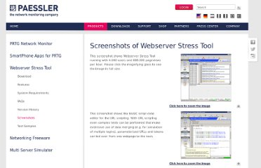 http://www.paessler.com/webstress/screenshots