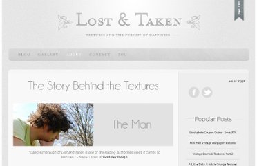 http://lostandtaken.com/about-lost-and-taken/