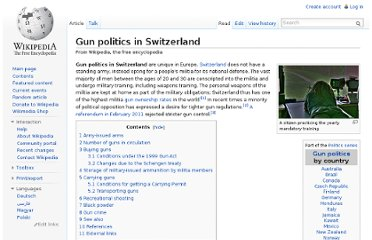 http://en.wikipedia.org/wiki/Gun_politics_in_Switzerland