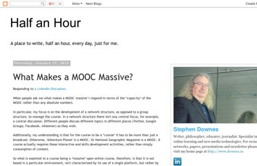 http://halfanhour.blogspot.com/2013/01/what-makes-mooc-massive.html