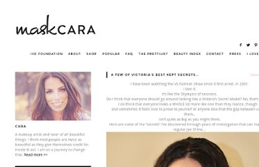 http://www.maskcara.com/maskcara/2012/12/04/a-few-of-victorias-best-kept-secrets/