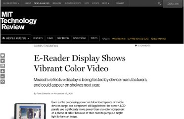 http://www.technologyreview.com/news/426120/e-reader-display-shows-vibrant-color-video/#.TsKRgLY-4yA.twitter