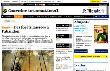 http://www.courrierinternational.com/article/2010/08/06/des-forets-laissees-a-l-abandon