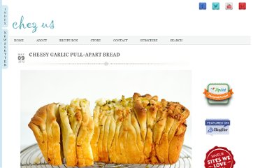 http://chezus.com/2012/05/09/cheesy-garlic-pull-apart-bread/
