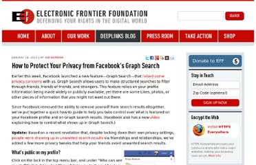 https://www.eff.org/deeplinks/2013/01/how-protect-your-privacy-facebooks-graph-search