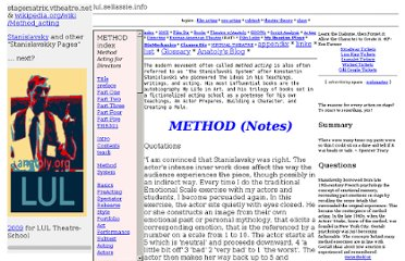 http://method.vtheatre.net/method.html