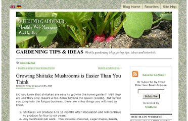 http://www.weekendgardener.net/blog/2013/01/growing-mushrooms-shiitakes.htm