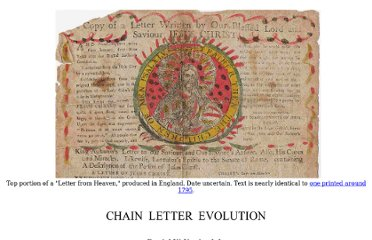 http://www.silcom.com/~barnowl/chain-letter/evolution.html#2-1ancient_documents_that_