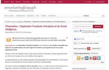 http://www.emarketinglicious.fr/social-media/wisemetrics-application-facebook-analytics-social-intelligence