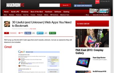 http://www.maximumpc.com/article/features/30_incredible_web_apps_you_need_try?page=0%2C5