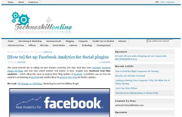 http://www.technoskillonline.com/2011/03/how-to-set-up-facebook-analytics-for-social-plugins/
