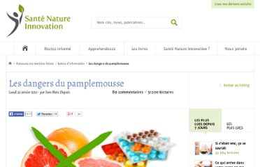 http://www.santenatureinnovation.fr/quels-problemes-de-sante/autres/les-dangers-du-pamplemousse