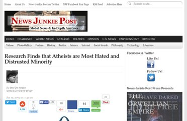 http://newsjunkiepost.com/2009/09/19/research-finds-that-atheists-are-most-hated-and-distrusted-minority/