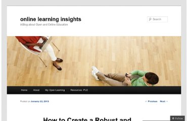 http://onlinelearninginsights.wordpress.com/2013/01/22/how-to-create-a-robust-and-meaningful-personal-learning-network-pln/