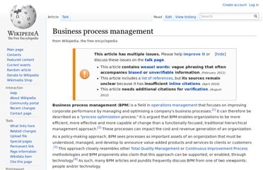 http://en.wikipedia.org/wiki/Business_process_management