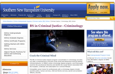 http://www.snhu.edu/online-degrees/undergraduate-degrees/justice-studies-BS-online/crime-and-criminology.asp