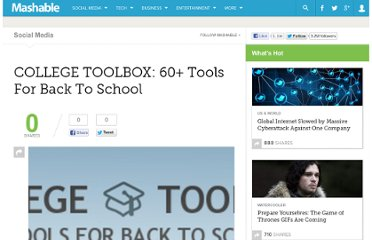 http://mashable.com/2007/08/12/college-toolbox/