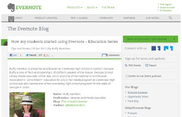 http://blog.evernote.com/blog/2011/01/05/how-my-students-started-using-evernote-education-series/