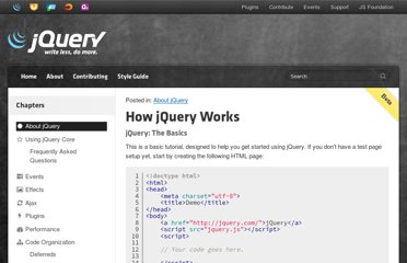 http://learn.jquery.com/about-jquery/how-jquery-works/