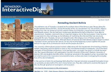 http://interactive.archaeology.org/tiwanaku/index.html