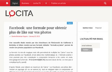 http://fr.locita.com/digital/social-media-digital/facebook-une-formule-pour-obtenir-plus-de-like-sur-vos-photos-106307/