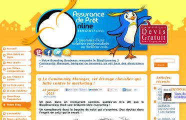 http://www.assurance-de-pret-online.com/blog/le-community-manager-cet-etrange-chevalier-qui-lutte-contre-le-marketing/