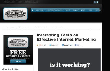 http://www.brandignity.com/2013/01/interesting-facts-on-effective-internet-marketing/