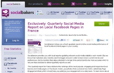 http://www.socialbakers.com/blog/502-exclusively-quarterly-social-media-report-on-local-facebook-pages-in-france