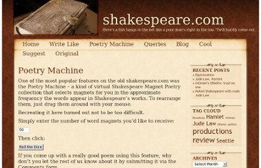 http://shakespeare.com/poetry-machine/