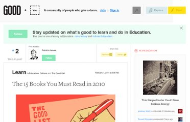 http://www.good.is/posts/the-15-books-you-must-read-in-2010