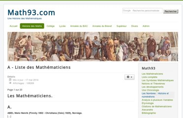 http://www.math93.com/index.php/histoire-des-maths/les-mathematiciens