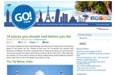 http://blog.homeaway.co.uk/10-places-you-should-visit-before-you-die/