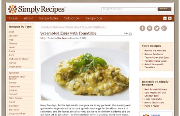 http://www.simplyrecipes.com/recipes/scrambled_eggs_with_tomatillos/