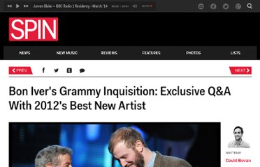 http://www.spin.com/articles/bon-ivers-grammy-inquisition-exclusive-qa-2012s-best-new-artist/